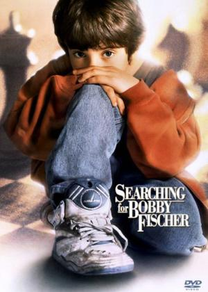 Searching for Bobby Fischer DVD cover