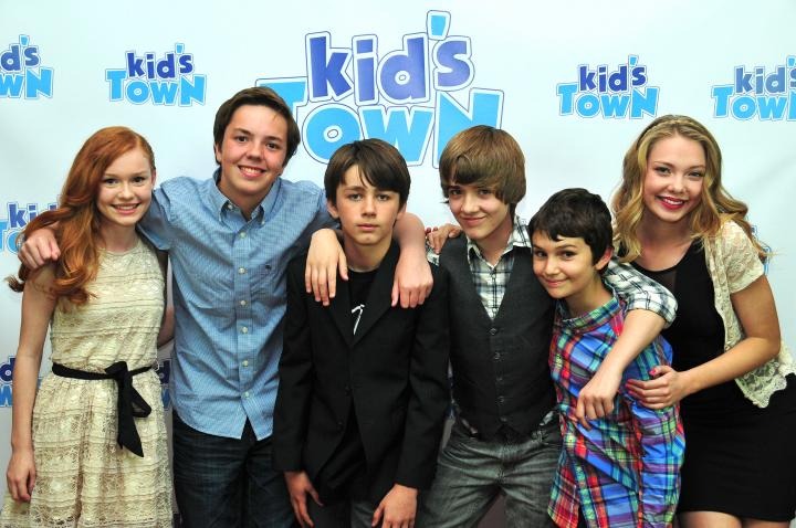 The Kids of Kid's Town